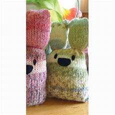 knit knit kit bunny knitting kit by gift knit kits