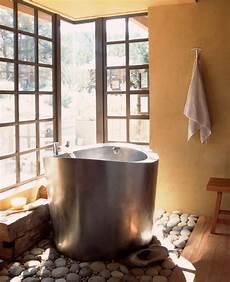 baignoire japonaise comment concevoir une salle de bain japonaise