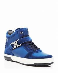 salvatore ferragamo nayon high top sneakers bloomingdale s