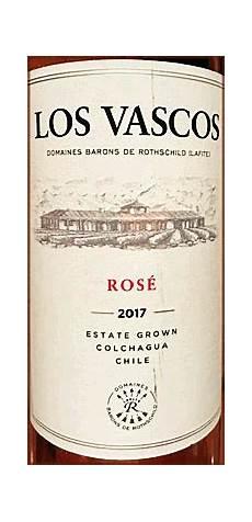 vasco ros ken s wine review of 2017 los vascos quot estate grown quot