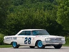 1963 Ford Galaxie 500 X L 427 Lightweight NASCAR Race