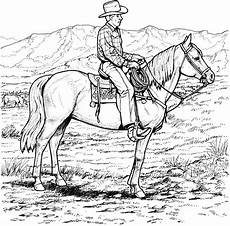 Ausmalbilder Pferde Western Coloring Page Cowboy Coloring Pages 6
