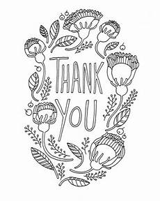Thank You Card Template Pages by Diy Thank You Card For S Day Coloring Page