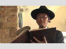 How Chai from China became a Hasidic Jew