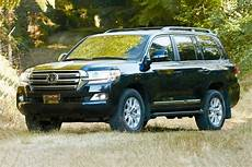 2017 Toyota Land Cruiser Suv Pricing Features Edmunds