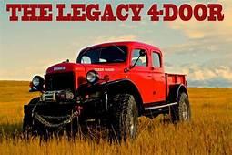 Legacy Classic Trucks  Power Wagon 4 Door