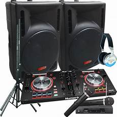1 2 sale complete mixdeck express digital dj system package with serato dj software