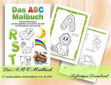 Kinder Malvorlagen Buchstaben Umwandeln Das Abc Malbuch Alphabet Malvorlagen Und 220 Bungsbl 228 Tter