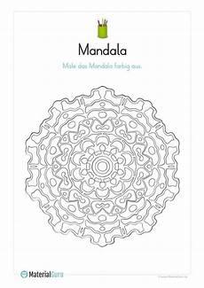 Malvorlagen Sterne Cing Ausmalbild Mandala 02 Mandala Malvorlagen Mandalas Und