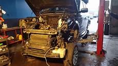 range rover sport lift for turbo change 3 6 v8 diesel