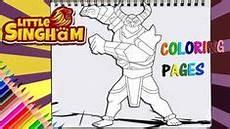 8 gambar singham coloring pages terbaik gambar