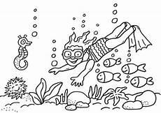 Ausmalbilder Meerestiere Zum Ausdrucken Ausmalbilder Ozean Meereswelt Meerestiere