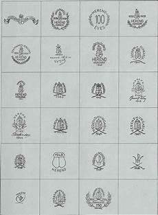 bavaria porzellanstempel katalog herender porzellan manufaktur 1826 als keramikfabrik