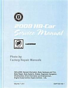 hayes auto repair manual 2008 buick lacrosse transmission control 2008 buick lucerne factory shop service repair manual 4 volume set factory repair manuals
