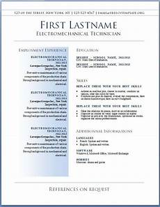 resumes the best resume template free sle and description position best 7 free resume