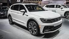 2018 Volkswagen Tiguan R Line La 2017 Photo Gallery