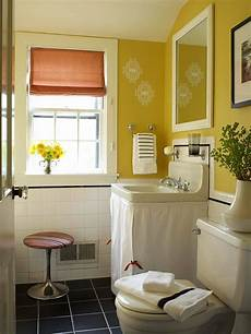 Small Bathroom Ideas Yellow by 30 Beautiful Small Bathroom Decorating Ideas