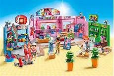 playmobil 9078 einkaufspassage spielwaren m 246 hnle