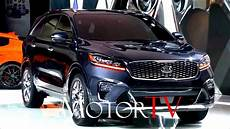 up kia la auto show 2017 2019 kia sorento reveal l clip