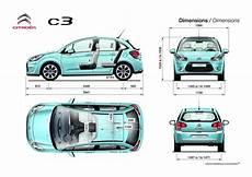 dimension coffre c3 citroen c3 review autoevolution