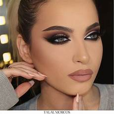 le maquillage plein feu sur les yeux make