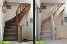 offene treppe schließen vorher nachher kundenbeispiele treppenrenovierung portas 214 sterreich