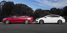 Hyundai I40 Premium V Hyundai Sonata Premium Comparison
