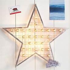 star marquee wall light pbteen