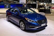 2015 Hyundai Sonata Blue by America S Family Car 2015 Hyundai Sonata Earns Us News
