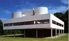 Le Corbusier Villa Savoye 1928 29 Utopia Dystopia