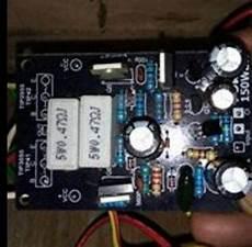 kerusakan umum pada driver power lifier ocl 150 watt