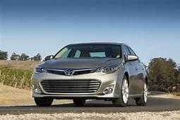 Stick Shift 2015 Toyota Avalon Review