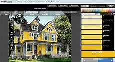 exterior paint color program 9 free virtual house paint visualizer options exterior interior rooms