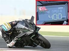 Kawasaki H2r Top Speed Max 400 Km H 2016