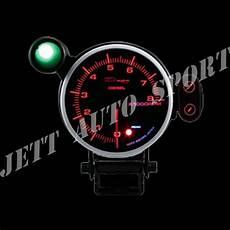compte tours diesel 95mm et shift light depo racing gamme pk
