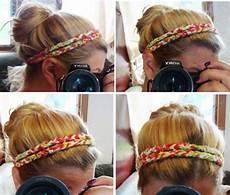 12 diy summer hair accessories