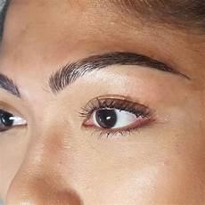 eyebrow tattoo golden touch massage beauty salon