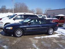 Buy Used 2001 Chrysler Sebring LXi Limited Convertible 2