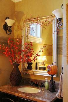 Decorating Ideas For A Bathroom Beautiful Bathroom Inspiration Fall Decorating Ideas In