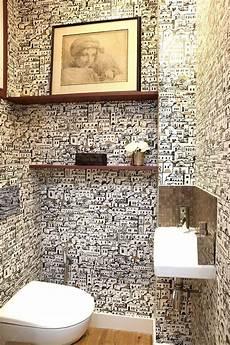 Du Papier Peint Dans Les Toilettes D 233 Couvrez Nos
