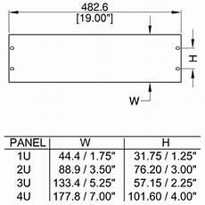 ch plat alu plaque vierge 3u 19 quot alu 3mm plate panneaux rack panneaux