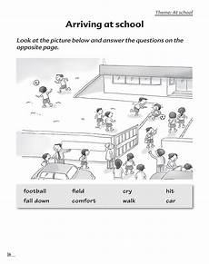composition worksheets for class 5 22717 picture composition 1 india