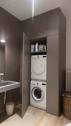 comment installer un lave linge dans une salle de