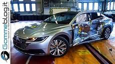 Volkswagen Vw Arteon Crash Test 2017 Euroncap Frontal