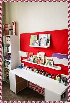 Ikea Schreibtisch Kinderzimmer - kinderschreibtisch f 252 r zwei fantastic desk for two by
