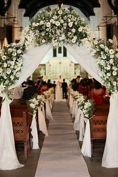 flowers bouquets aisle decor for church wedding flowers