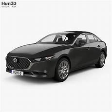 mazda 3 2019 forum mazda 3 sedan 2019 3d model vehicles on hum3d