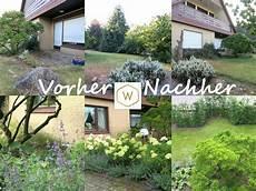 Vorher Nachher Special Wiechmann Gartengestaltung