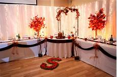fall head table ideas chagne hall pinterest head tables wedding and weddings
