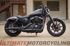 2016 Harley Davidson Iron 883 Review Ride Test